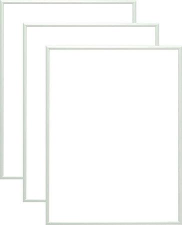 Rama aluminiowa, kolor biały |AL1-1 (1)