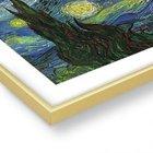 Rama aluminiowa, kolor złota satyna |AL1-9 (3)