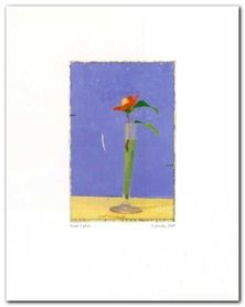 Camelia, 1989 plakat obraz 40x50cm