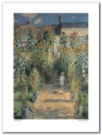 The Artist Garden plakat obraz 30x40cm
