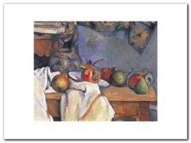 Pomegranates And Pears plakat obraz 40x30cm