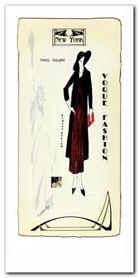 New York plakat obraz 35x70cm