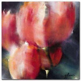 Spring Flower I plakat obraz 30x30cm