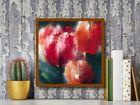 Spring Flower II plakat obraz 30x30cm (3)