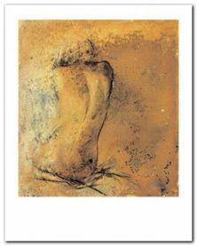 Nude II plakat obraz 24x30cm