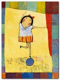 Playground IV plakat obraz 18x24cm