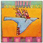 Fly Fly My Plane plakat obraz 20x20cm (1)