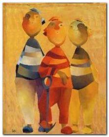 The Olfts IV plakat obraz 20x25cm
