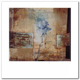 One Rose II plakat obraz 65x65cm