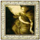 Enchanted Messenger plakat obraz 33x33cm (1)