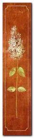Hydrangea plakat obraz 20x80cm