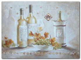 Pinot Bianco plakat obraz 80x60cm