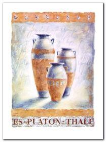 Philosophy II plakat obraz 60x80cm