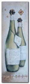 Prosecco plakat obraz 25x70cm
