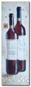 Chianti Classico plakat obraz 25x70cm