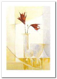 Kwiat IV plakat obraz 50x70cm