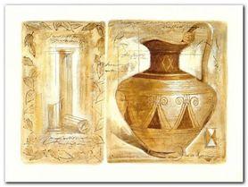 Classical Decanter plakat obraz 80x60cm