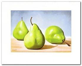 Pear A Shoot (LM) plakat obraz 30x24cm