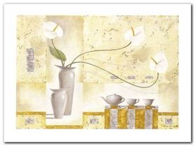 White Dream plakat obraz 80x60cm