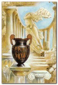 Lekythos I plakat obraz 45x65cm