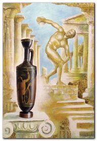 Lekythos II plakat obraz 45x65cm