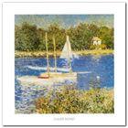 The Bassin Argenteuil plakat obraz 50x50cm (1)