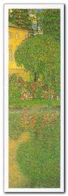Schloss Kammer plakat obraz 35x100cm