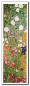Giardino Fiorito plakat obraz 35x100cm