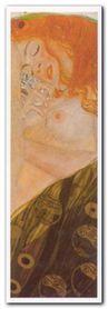 Danae, (Detail) plakat obraz 35x100cm
