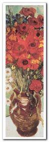 Marguerite plakat obraz 35x100cm