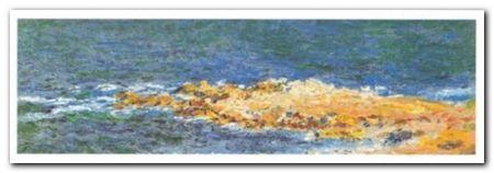 La Grande Bleue plakat obraz 100x35cm (1)