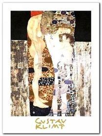 Die Drei Lebensalter plakat obraz 60x80cm