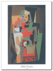L'ltalienne, 1917 plakat obraz 60x80cm