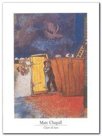 Claire De Lune plakat obraz 60x80cm
