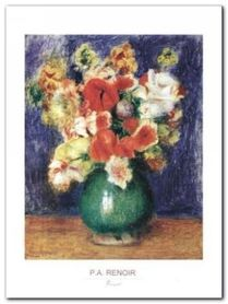 Bouquet plakat obraz 60x80cm