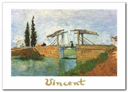 The Draw Bridge plakat obraz 70x50cm (1)