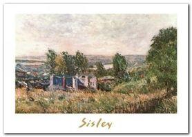 Landscape plakat obraz 70x50cm