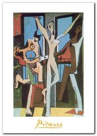 The Dance plakat obraz 50x70cm