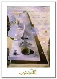 Apparition Du Visage plakat obraz 50x70cm