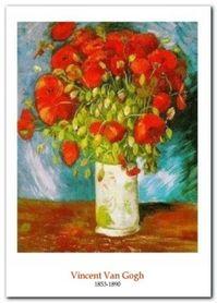 Poppies, 1886 plakat obraz 50x70cm