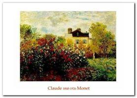 The Artist Garden plakat obraz 70x50cm