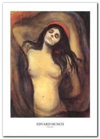 Madonna, 1894-95 plakat obraz 50x70cm