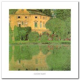 Schloss Kammer plakat obraz 30x30cm
