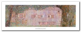 Farm House plakat obraz 50x20cm