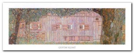 Farm House plakat obraz 50x20cm (1)