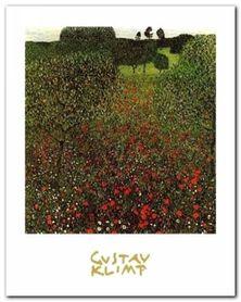 Field Of Poppies plakat obraz 24x30cm