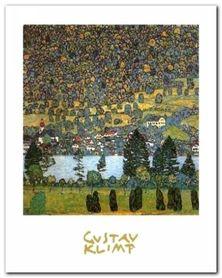 Mountain Slope plakat obraz 24x30cm