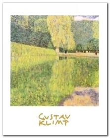 The Schonbrunn Park plakat obraz 24x30cm