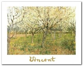 The Orchard plakat obraz 30x24cm