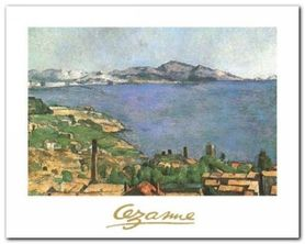 The Marseilles Bay plakat obraz 30x24cm